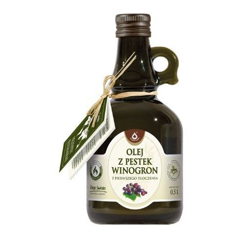 Oleofarm Olej z pestek winogron 500ml