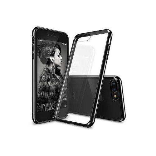 Apple iphone 7 plus - etui na telefon fusion - czarny marki Ringke