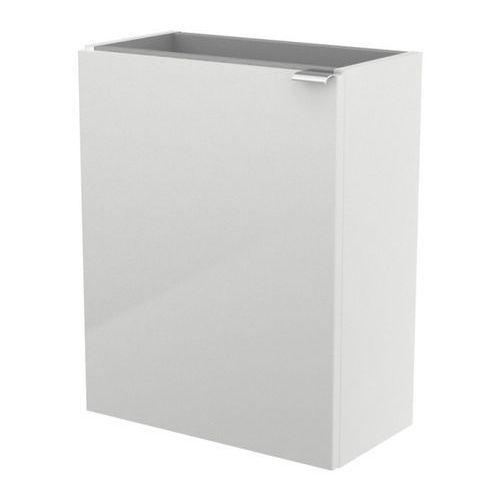 Szafka pod umywalkę Imandra wisząca 44 cm biała (3663602933021)