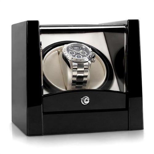 8pt1s rotomat na jeden zegarek czarny pianolack marki Klarstein