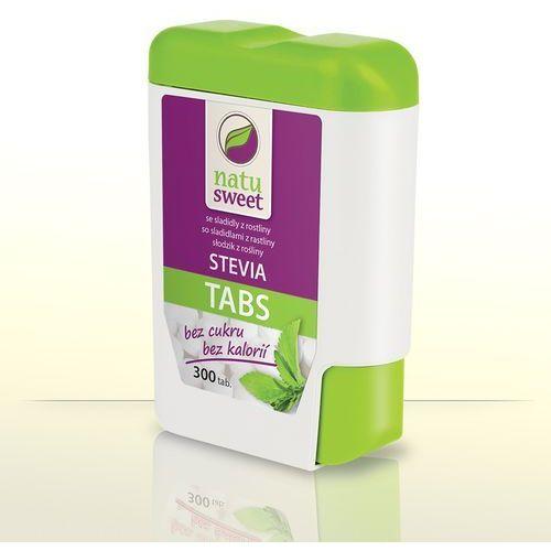 Natu sweet Stewia w tabletkach 300 tabl.