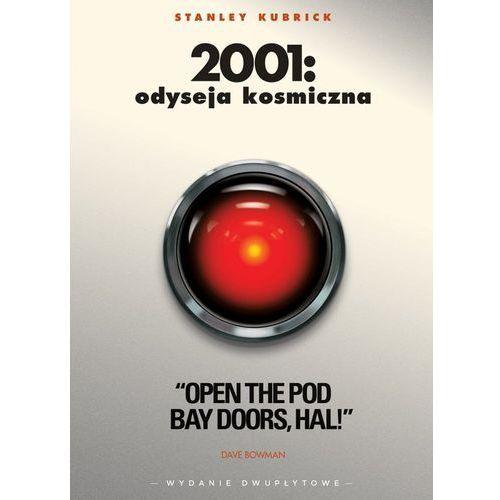 2001: ODYSEJA KOSMICZNA EDYCJA SPECJALNA (2 DVD) ICONIC MOMENTS (Płyta DVD) (7321914791918)
