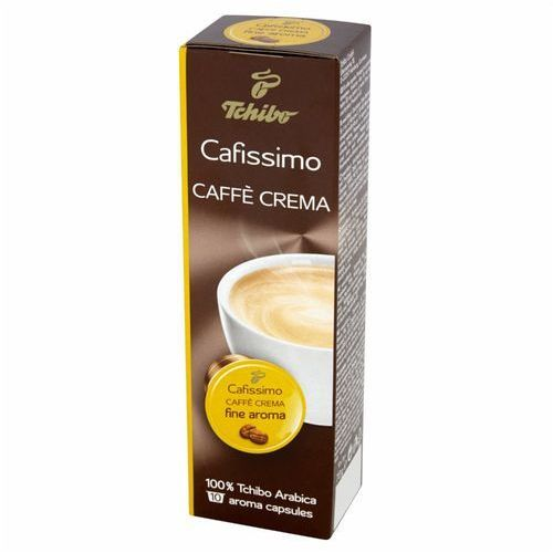 Tchibo Cafissimo Caffè Crema Fine Aroma 10x7g (4046234762549)
