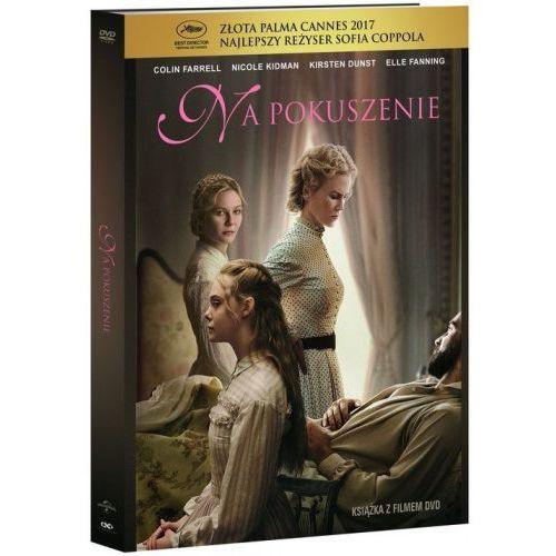 Na pokuszenie (DVD) + Książka, 90277802782KS (8937936)