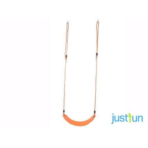 Huśtawka elastyczna ECO - pomarańczowy (huśtawka ogrodowa)