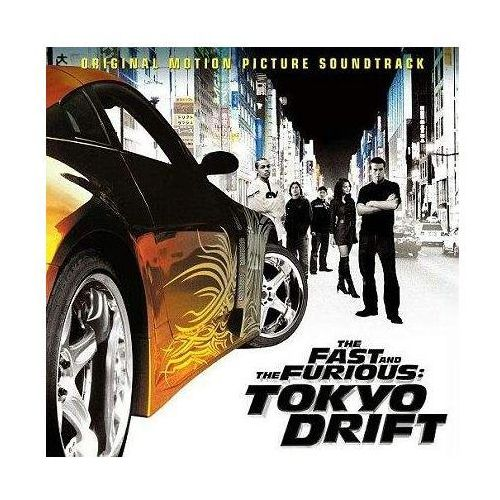 Universal music Fast and the furious: tokyo drift