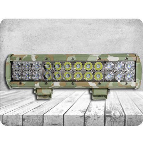 Kamar Led lampa robocza 72w, 7200 lm, ip67, kamuflaż + bezpłatna natychmiastowa gwarancja wymiany!