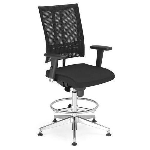 Fotel @-Motion R 18K steel Ring Base, marki Nowy Styl do zakupu w CentrumKrzesel.pl