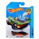 Towar  Hot Wheels Samochodzik Zmieniający Kolor Super Stinger BHR15 (BHR19) z kategorii motory