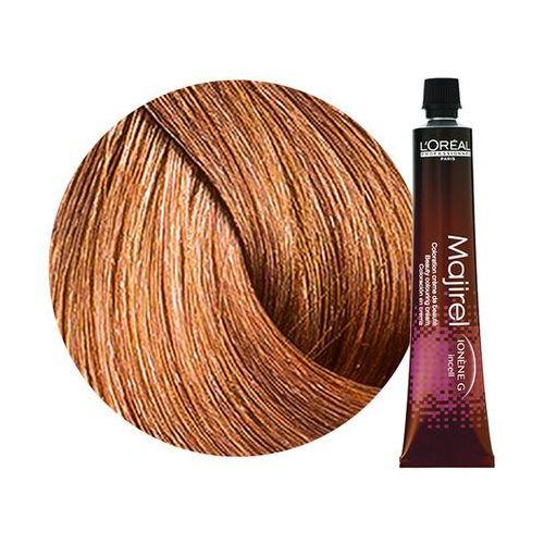 majirel farba do włosów odcień 8,34 (beauty colouring cream) 50 ml marki L'oréal professionnel