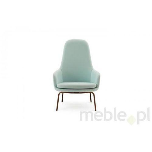 Fotel Era Orzechowy z Wysokim Oparciem gabriel-fame Normann Copenhagen 602867 z kategorii fotele