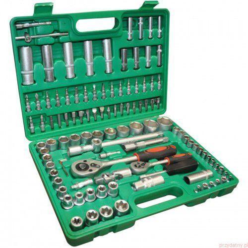 Kraft&dele Zestaw narzędzi kluczy nasadowych 108 elementów bestcraft