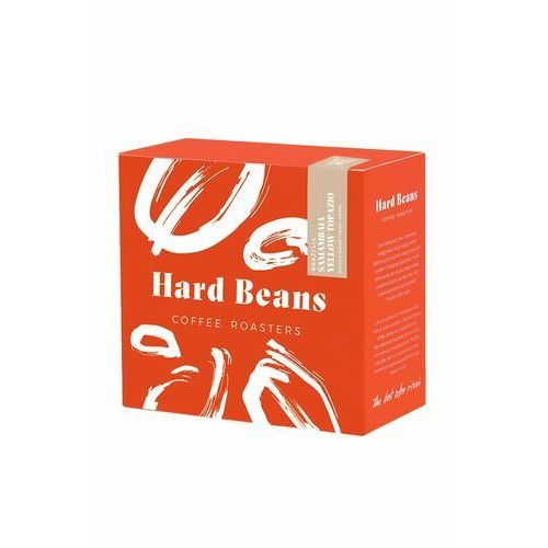 Hard beans Kawa brazylia samambaia yellow topazio 250g ziarnista