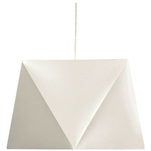 Candellux Lampa wisząca hexagen 31-03607 perłowy + abażur 77-601689 + linka 85-10608 (5906714803607)
