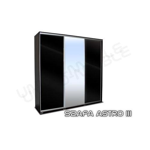 Szafa Przesuwna ASTRO III, UNICO - meble
