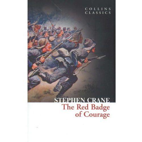 The Red badge of courage, oprawa miękka