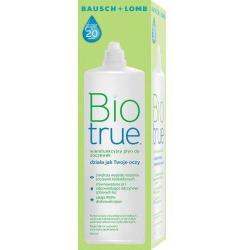 Biotrue, 480 ml marki Bausch+lomb
