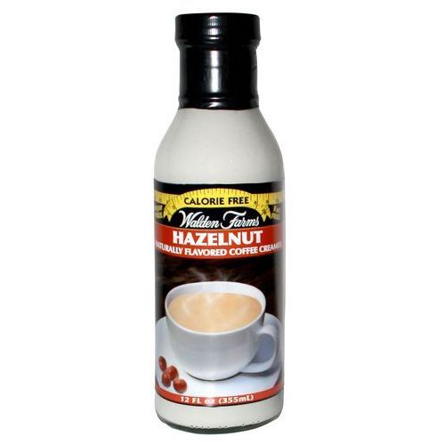 Syrop Zero WALDEN FARMS Coffee Creamer Hazelnut 355ml Najlepszy produkt