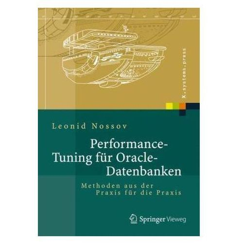 Performance-Tuning für Oracle-Datenbanken (9783642330520)