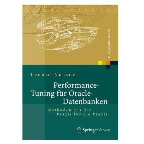 Performance-Tuning für Oracle-Datenbanken (9783642330520)