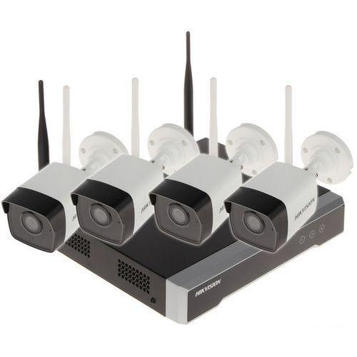 Hikvision Zestaw do monitoringu nk42w0-1t(wd) wi-fi, 4 kanały - 1080p 2.8 mm (6954273676216)