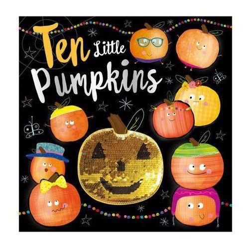 Ten Little Pumpkins (9781788433068)
