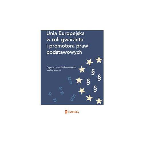 Unia Europejska w roli gwaranta i promotora praw podstawowych - DODATKOWY RABAT 5% NA WSZYSTKO! KOD: minus5 (9788360833704)