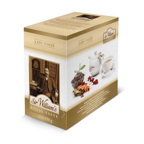 Herbata royal taste lady white 50 marki Sir william's