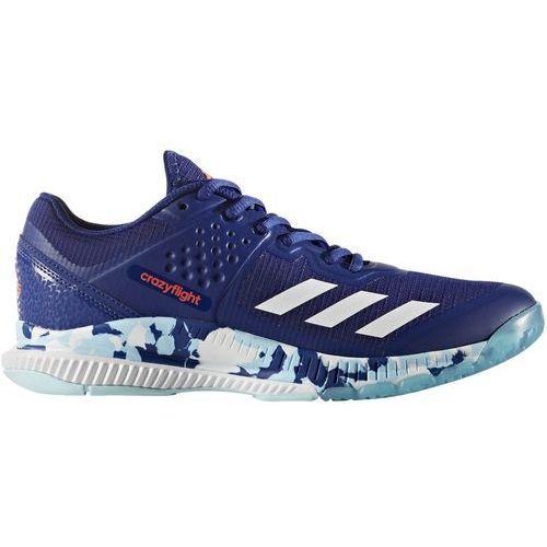 online store 18451 13b42 Adidas Crazyflight Bounce W Mystery InkFtwr WhiteIcey Blue 41.3  (4058025059226) 319,00 zł Dámská sálová obuv Adidas Crazyflight Bounce W  určená zejména na ...