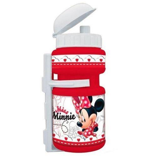 Bidon Rowerowy - Myszka Minnie - Disney, Licencja Disney z Tinkerbell