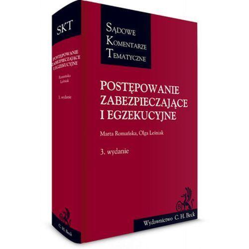Postępowanie zabezpieczające i egzekucyjne, Romańska Marta, Leśniak Olga