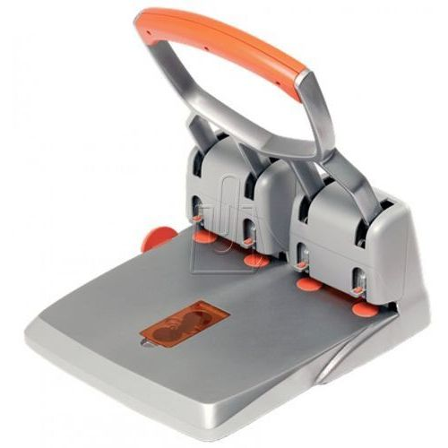 Rapid Dziurkacz hdc150/4v (150k) srebrno-pomarańczowy (7313462231008)