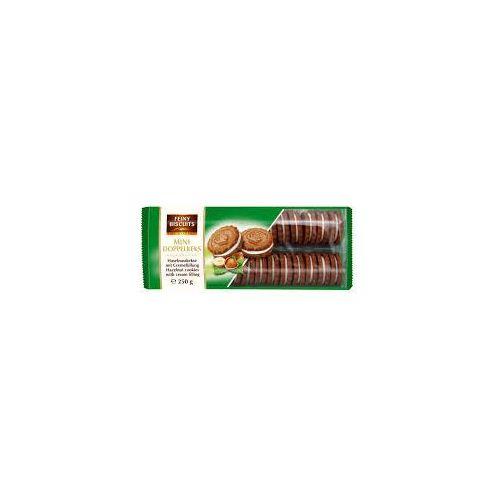 Feiny biscuits mini herbatniki - orzech laskowy 250g