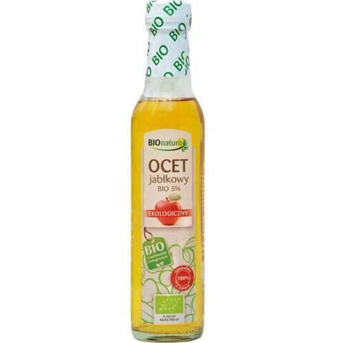 PolBioEco Ocet Jabłkowy 5% Ekologiczny 250ml