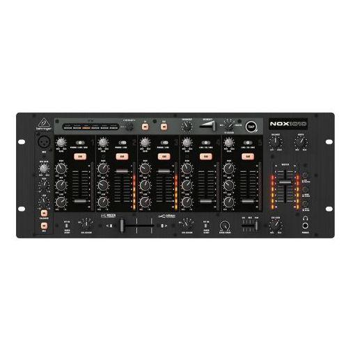 "Behringer pro mixer nox1010 - mikser dj -5% na pierwsze zakupy z kodem ""start""! (4033653130417)"