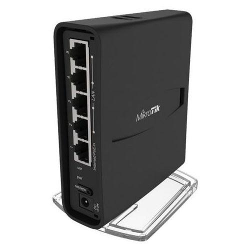 Mikrotik hap ac2 rbd52g-5hacd2hnd-tc 716 mhz, 5 portów 10/100/1000 mb/s, port usb