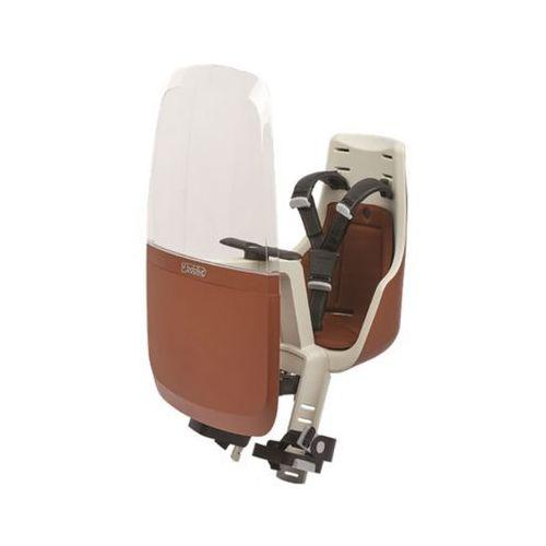 Fotelik BOBIKE Mini Exclusive brązowy / Montaż: przód (5604415074479)