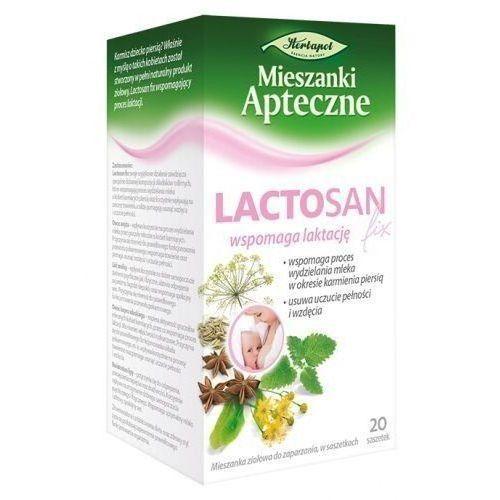 Herbapol lublin Lactosan fix 1,5g x 20 saszetek
