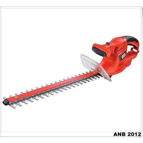 Nożyce do żywopłotu 450 W, 50 cm Black & Decker GT4550 - oferta (05d1247857e1b253)