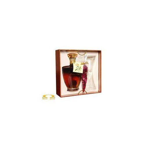 Wódka golden rose 0,2l z kieliszkeim marki Chopin vodka