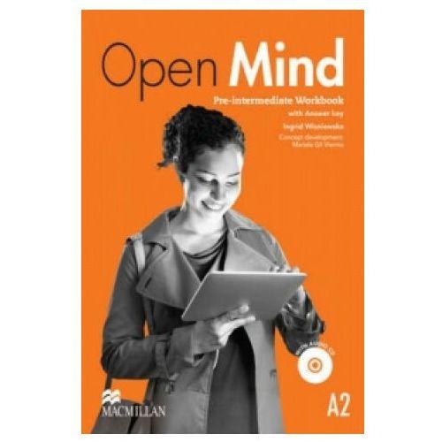 Open Mind Pre-Intermediate. Ćwiczenia z Kluczem + CD (2014)