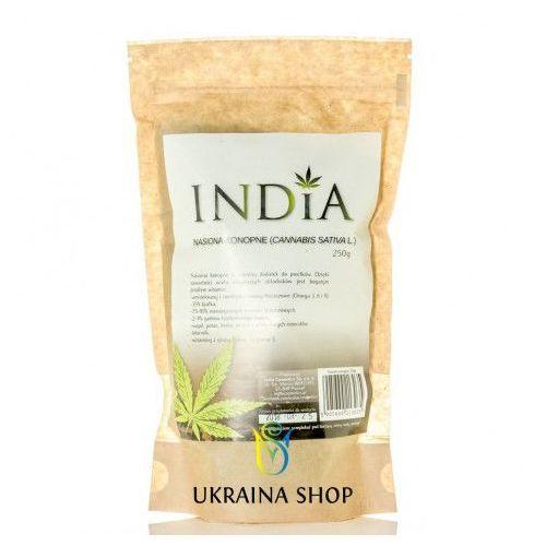 Nasiona Konopi, India Cosmetics 250 g