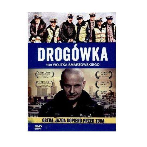 Drogówka (książka + DVD) (reedycja 2017)