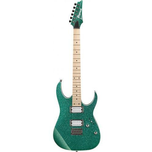 rg 421msp-tsp turquise sparkle gitara elektryczna marki Ibanez