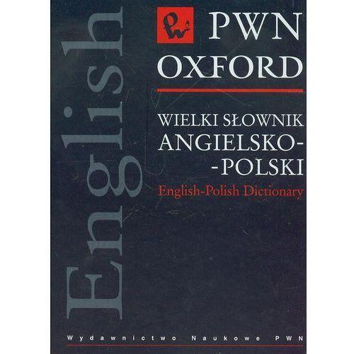Wielki słownik angielsko-polski PWN z płytą CD (9788301137083)