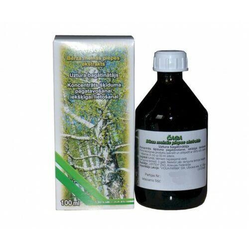 Befungin koncentrat Syberyjska Czaga Brzozowa Huba 100 ml, KF029