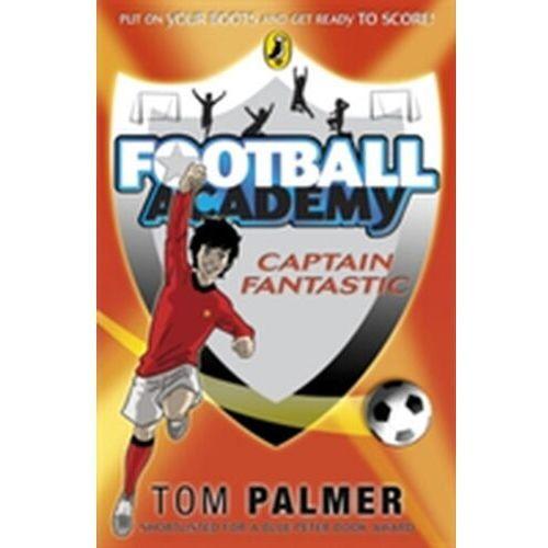 Football Academy: Captain Fantastic (9780141324722)