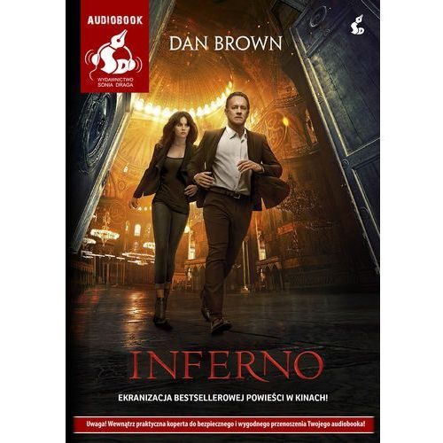 CD mp3 inferno (okładka filmowa), Sonia Draga