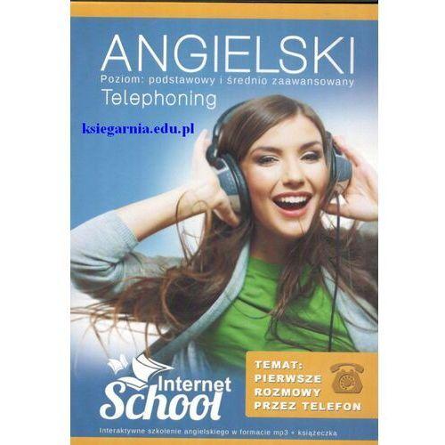Angielski Telephoning. Poziom: podstawowy i średnio zaawansowany (2015)