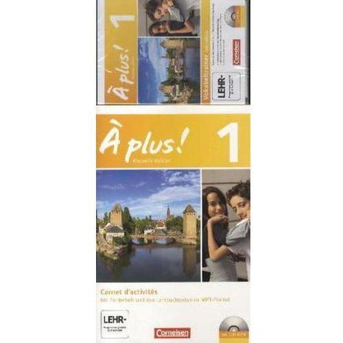 Carnet d'activités, m. DVD-ROM u. CD-Extra. Vokabeltrainer, DVD-ROM, 2 Bde. (9783060232703)